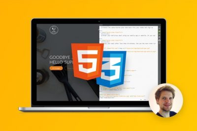 فیلم آموزشی Build Responsive Websites with HTML5 and CSS3-Udemy24.ir
