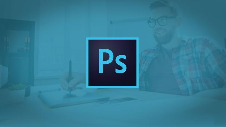 دوره آمورشی Photoshop CC 2019 MasterClass-Udemy24.ir