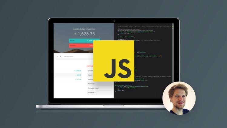 دوره آموزشی The Complete JavaScript Course 2019 Build Real Projects
