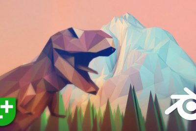 فیلم آموزشی Complete Blender Creator: Learn 3D Modelling for Beginners-Udemy24.ir