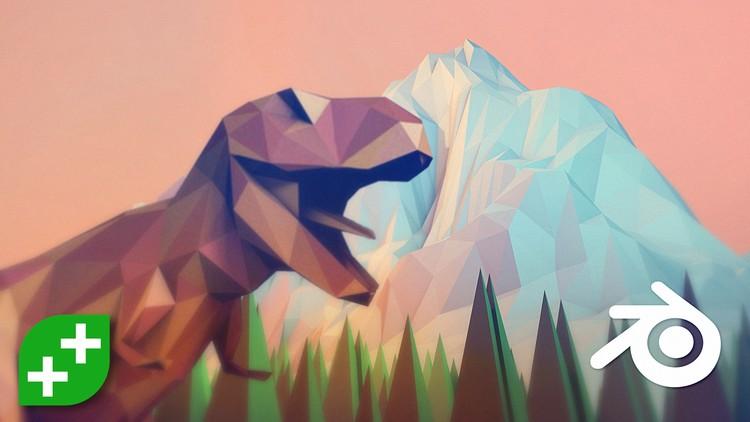 فیلم آموزشی Complete Blender Creator: Learn 3D Modelling for Beginners-Udemy24.ir