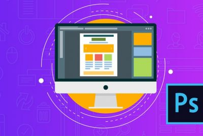 فیلم آموزشی Learn Photoshop, Web Design & Profitable Freelancing-Udemy24.ir