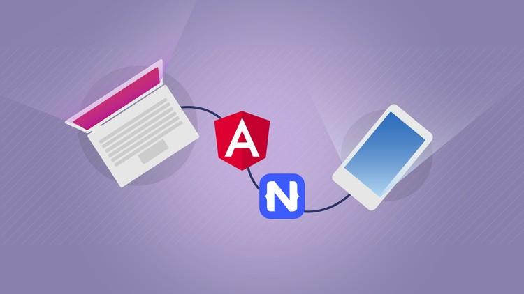 فیلم آموزشی NativeScript + Angular Build Native iOS, Android & Web Apps-Udemy24.ir