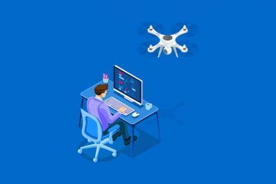 فیلم آموزشی Drone Programming Primer for Software Development