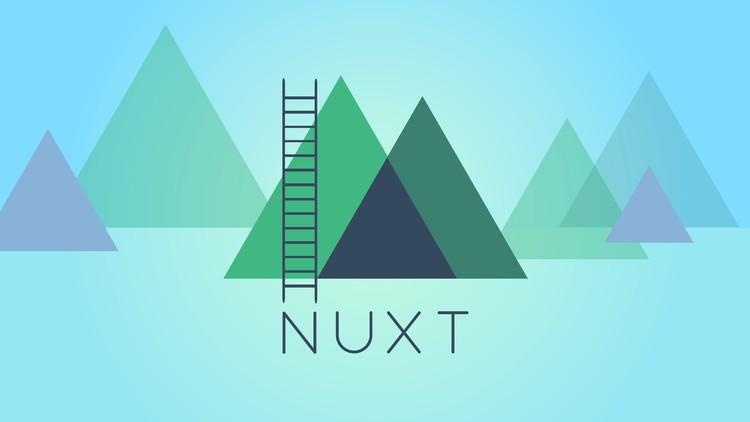 فیلم آموزشی Nuxt.js - Vue.js on Steroids