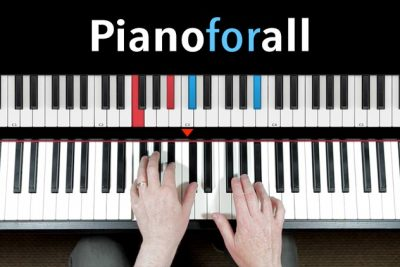 فیلم آموزشی Pianoforall - Incredible New Way To Learn Piano & Keyboard