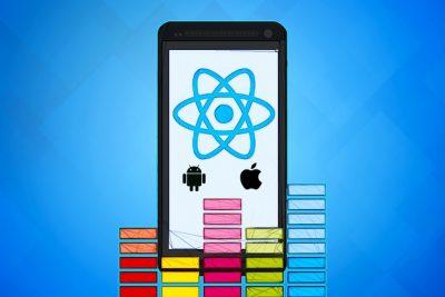 فیلم آموزشی React Native QuickStart, Build Real App with Deezer API