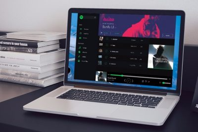 فیلم آموزشی Make a Spotify Clone from Scratch: JavaScript PHP and MySQL